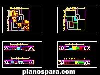 imagen Planos de albergue