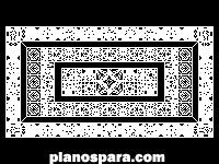 Planos de alfombra