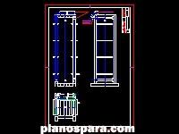 Planos de ascensor