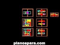Planos de Auditorio Chacabuco