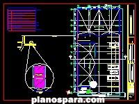 imagen Planos de Azoteas Plaza Comercial