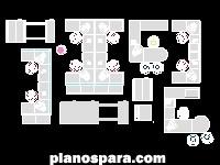 Planos de Bloques oficinas