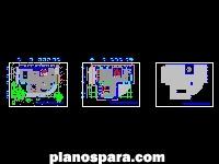 imagen Planos de cabañas tipo