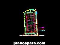 imagen Planos de Cancha multiusos