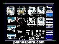 Planos de Casa Flores