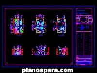 Planos de Casa Habitacion
