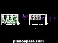 imagen Planos de Casa Habitación en Ixtapaluca