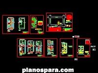 Planos de Casa habitación González