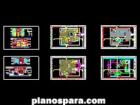 imagen Planos de Casa habitación Olalde
