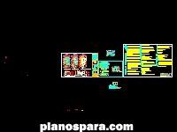 Planos de Casa habitación [Planos eléctricos]