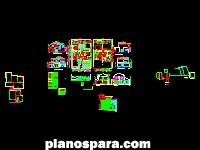 imagen Planos de Casa Montesquieu