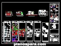 Planos de Casa Residnecial Villas de Irapuato