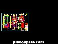 Planos de Casa Rosales