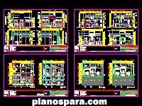 imagen Planos de casa tlaxcala arquitectonico