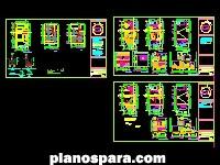 imagen Planos de Casa Xalapa