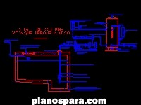 imagen Planos de Cisterna con hidroneumático
