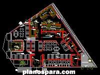 imagen Planos de Cocina industrial