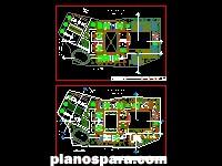 imagen Planos de Colegio de Cahuac