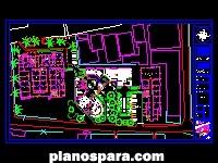 imagen Planos de Complejo Interactivo Civico Universitario I U P S M