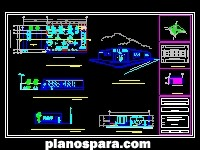 Planos de Cybercafe