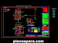 imagen Planos de Detalle de cimentación