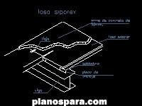 imagen Planos de detalle de siporex