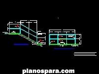 imagen Planos de Detalle tipo de barandal