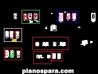 Planos de edificio apartamentos