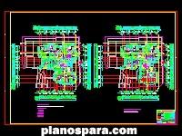 imagen Planos de Edificio habitacional Qullahua