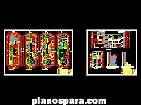 imagen Planos de Edificios de Viviendas