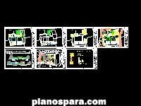 Planos de Escuela de Musica UNSJ