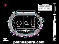 imagen Planos de Estadio Eduardo Santos