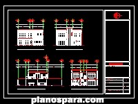 Planos de fachada