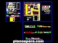 imagen Planos de Guardería