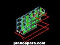 Planos de habitaculos