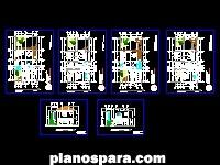 Planos de House Wong