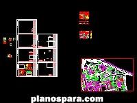 imagen Planos de Jardín de niños