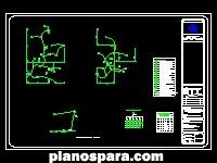 Planos de p electrico