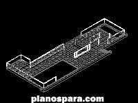 Planos de Pabellón de Barcelona