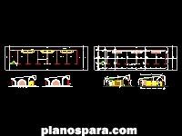 imagen Planos de Pesebreras Caballo