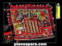 imagen Planos de Plano de Centro Comercial