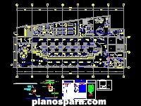 Planos de Plano electrico alumbrado