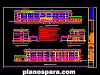 imagen Planos de plano hotel
