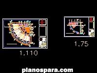 Planos de planta cines