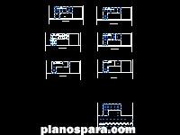 Planos de planta estructural