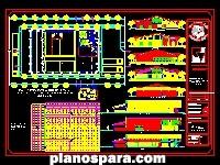 Planos de Planta para Procesamiento de Yuca
