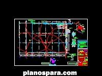 Planos de Proyecto de Sistema Contra Incendio