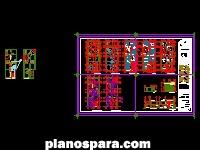 imagen Planos de Remodelación de casa habitación