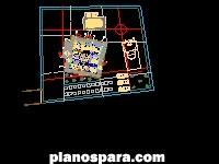imagen Planos de Replanteo dwg