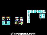 imagen Planos de Seccion Transversal dwg